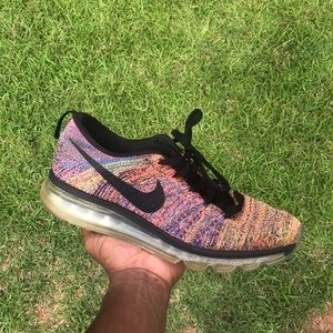 Fly Knit Air Max Multi-Color